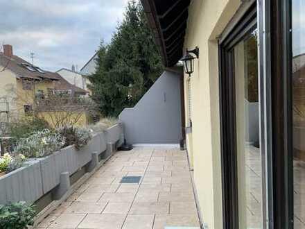 3- Zimmer Erdgeschoss Wohnung in Walldorf zu verkaufen