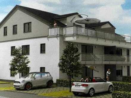 Top-moderne 2,5 Zimmer-Penthouse-Wohnung (unmöbliert) in Fallersleben.