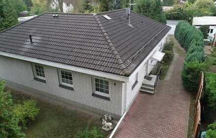 Ihr grünes Idyll im Berliner Speckgürtel! Gepflegter Bungalow mit weitläufigem Garten und Terrasse