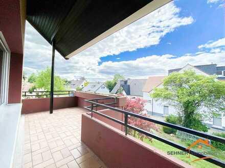 Soest - Ostönnen: 84m² - 3 Zimmer KDB mit Balkon und Gartennutzung