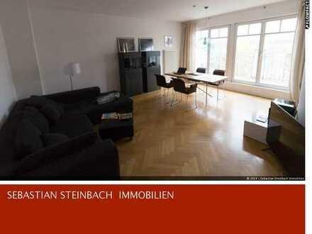 **Traumhafte Dachgeschosswohnung in Plagwitz - Dachterrasse - Parkett - Gäste-WC**