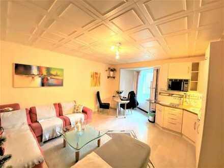 Möblierte 2-Zimmer Wohnung mit Tiefgaragenstellplatz