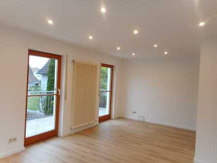 Gepflegte 4,5-Zimmer-Wohnung mit Balkon und EBK in Haigerloch - Hart, 3km bis Rangendingen