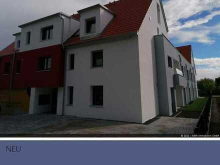 Crailsheim - Onolzheim Neubau-Erstbezug: Moderne 2-Zimmer-Wohnung mit EBK, Balkon und TG-Stellplatz