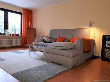 Lebensqualität in behaglicher 3-Zimmer-Wohnung mit Wohnküche und grosser Westloggia