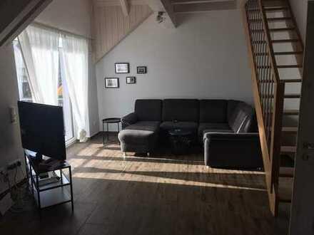 Neubau: attraktive 3-Zimmer-DG und Galerie mit EBK und Balkon in Wolfersdorf /Billingsdorf