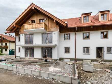 Moderne Neubau-2-Zimmerwohnung, in schöner Lage von Thalham! Erstbezug!