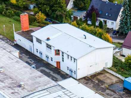 Werkstatt, Lager, Produktionsgebäude oder Büro in Sonnenbühl - Genkingen zu vermieten
