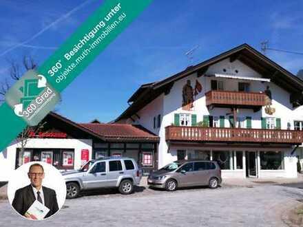 Wohn- und Geschäftshaus in 1A - Lage. 7 Einheiten, langfristig fest vermietet.