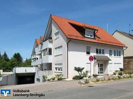 *** Großzügige 2 Zimmer-Wohnung mit Terrasse in Sersheim! ***
