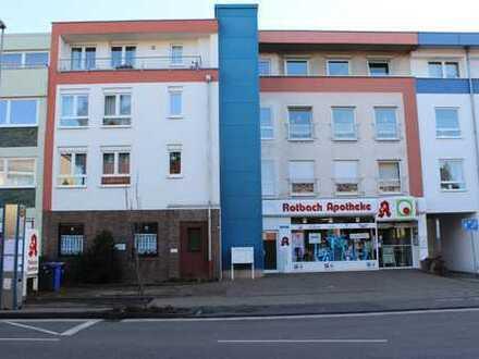 Sehr schöne 2-Zimmer-Erdgeschosswohnung mit Einbauküche in Erftstadt-Lechenich