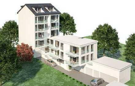 Grundstück mit 900 m² genehmigter Wohnfläche für MFH zu verkaufen.