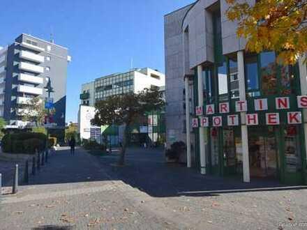 Zentral gelegene 4-Zimmer-Wohnung mit Terrasse, Balkon und Tiefgaragenstellplatz