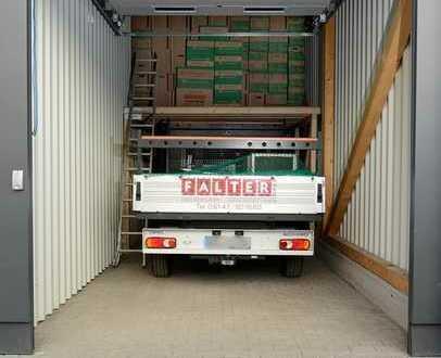 Aschaffenburg - gleich an der A3 Großraumgaragen/ Kleinlagerhallen zu vermieten
