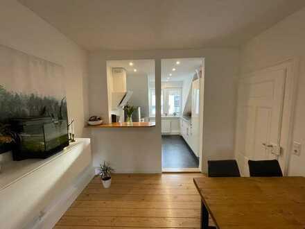 Stilvolle 3-Zimmer-DG-Wohnung nahe Festspielhaus in Baden-Baden