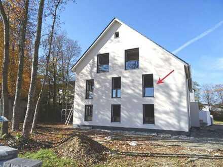 WOHLFÜHLwohnung - MODERNER Grundriss - GROSSER Balkon! NEUBAU mit Wärmepumpe! KFW-55-Standard!
