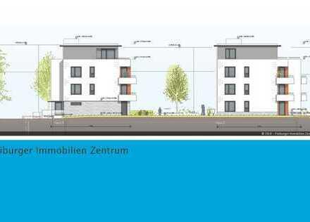 4,5-Zi. Sonnige Neubauwohnung in Merzhausen