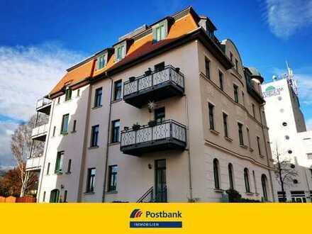 Als Kapitalanlage oder zur Eigennutzung: Zwei-Zimmer Maisonette-Wohnung mit Terrasse und Balkon