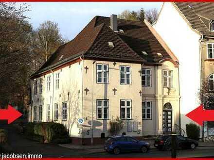Historisches Bürogebäude mit Charme und Stil in bester, zentraler Lage Schleswigs