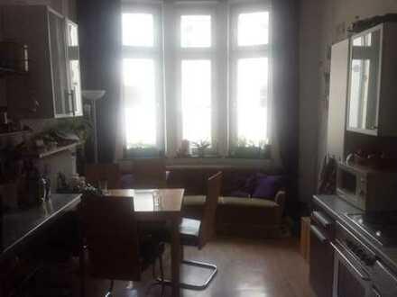 2-Zimmer-Altbau-Wohnung in Deutz, Köln