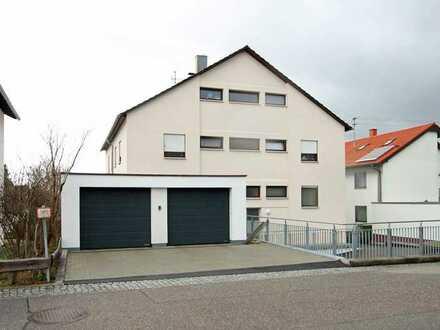 **Helle 3 Zimmer-Wohnung in ruhiger Wohnlage von Friolzheim!**