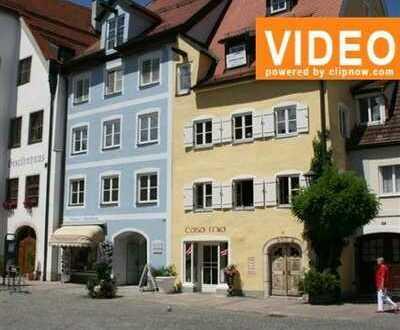 Repräsentativer Laden in historischer Altstadt