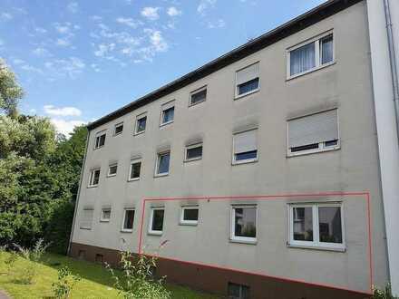 helle Wohnung mit Balkon, Keller und PKW Stellplatz
