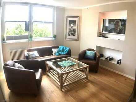 Sonnige ruhige 2-Zimmer-Wohnung mit Balkon Bogenhausen
