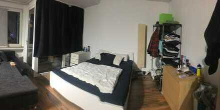 Ein großes, Helles Zimmer im Zentrum Aachen Bushof für ZWEI Wochen