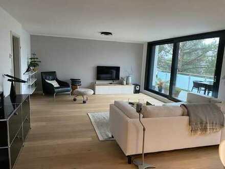 **3Raum-DG-Luxus in Hösel - inkl. grossem Balkon und neuer EBK**