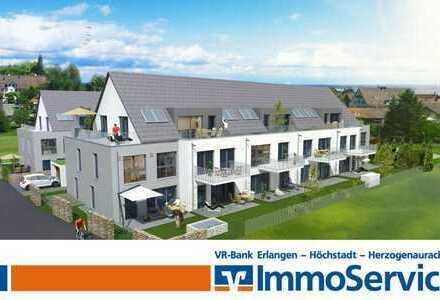 INsideT: Neubau-ETW mit Terrasse und Gartenanteil