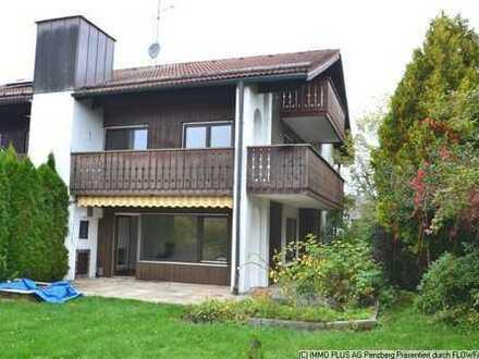 Gepflegte Doppelhaushälfte mit großem Süd-Garten! Platz für die ganze Familie in Iffeldorf