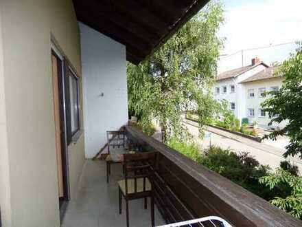 3-Zimmer-Wohnung mit Südbalkon in Markt Rettenbach