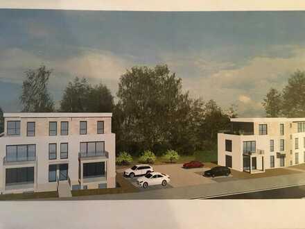 Erstbezug Neubau: freundliche & barrierefreie 2,5-Zimmer-Wohnungen mit Terrasse/Balkon in Gelnhausen