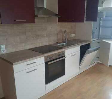 Schöne 2-Zimmer-Wohnung mit Einbauküche in Schnaittenbach