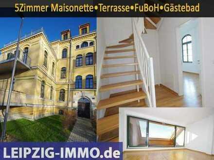 5-Zimmer Maisonettewohnung*Dachloggia **TOP Ausstattung *Echtholzparkett * FuBoH * GästeWC
