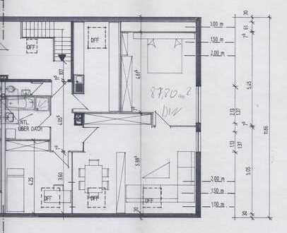 Schöne 3-Zimmer-Dachwohnung in Altrip