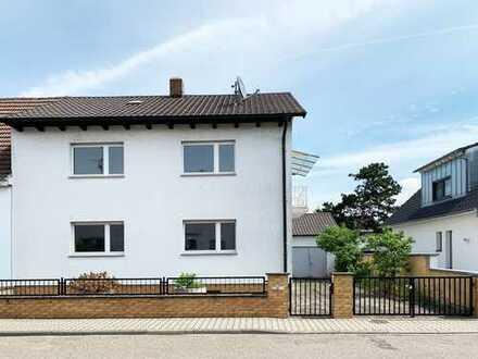 Schönes Einfamilienhaus in beliebter Lage von Ketsch
