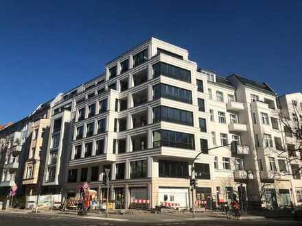 Wohnung in Neubau Architektur-Perle – Joachim-Friedrich-Str.10a – 3-Zimmer 100qm