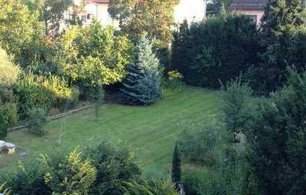 Grundstücksperle in ruhiger, grüner Wohnlage von Mainz