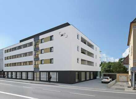M7 - Exklusive 3- Zimmer Wohnung mit großzügiger Loggia