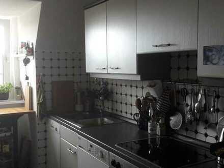 Gemütliche, helle 3-Zimmer-DG-Wohnung in Flensburg