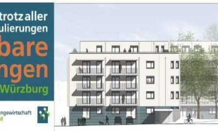 Sanderau - 3 Zimmer Wohnung zur Miete - Neubau