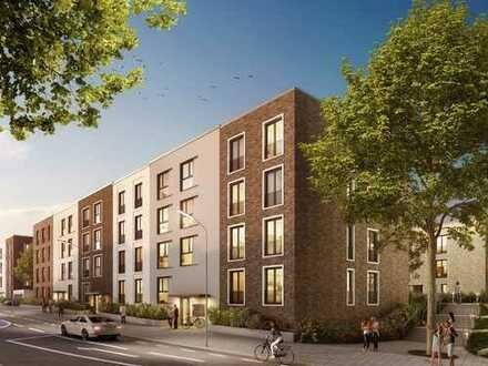 3-Zimmer-Wohnung mit effizientem Grundriss in Bonn