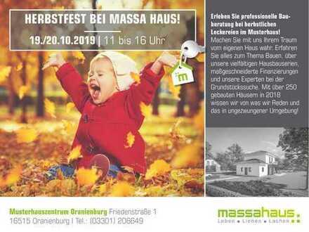 Tag der offenen Tür 19.10. & 20.10. bei MASSA HAUS BERLIN!!!!!!!!