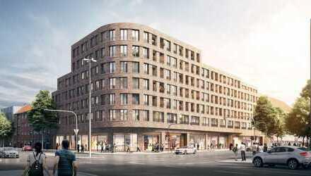 Luxuriöser Neubau - Kompakte 2 Zimmerwohnung in Mitte!