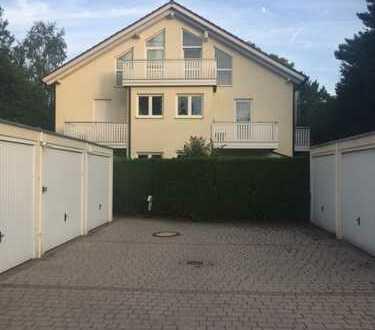 Stilvolle 3,5-Zimmer-Wohnung in Gröbenzell mit großem Garten