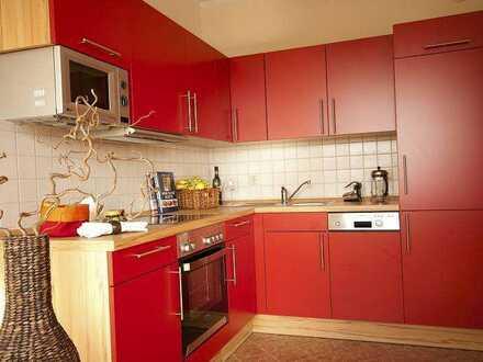3-Zimmerwohnung mit Balkon und Einbauküche