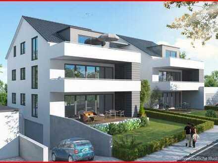Moderne Neubauwohnungen in ruhiger Wohnlage in Göppingen Faurndau