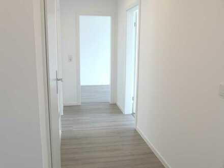 **Vollsanierung Nr. 1 ! - 4-Zimmer-Wohnung mit Balkon im Erdgeschoss**